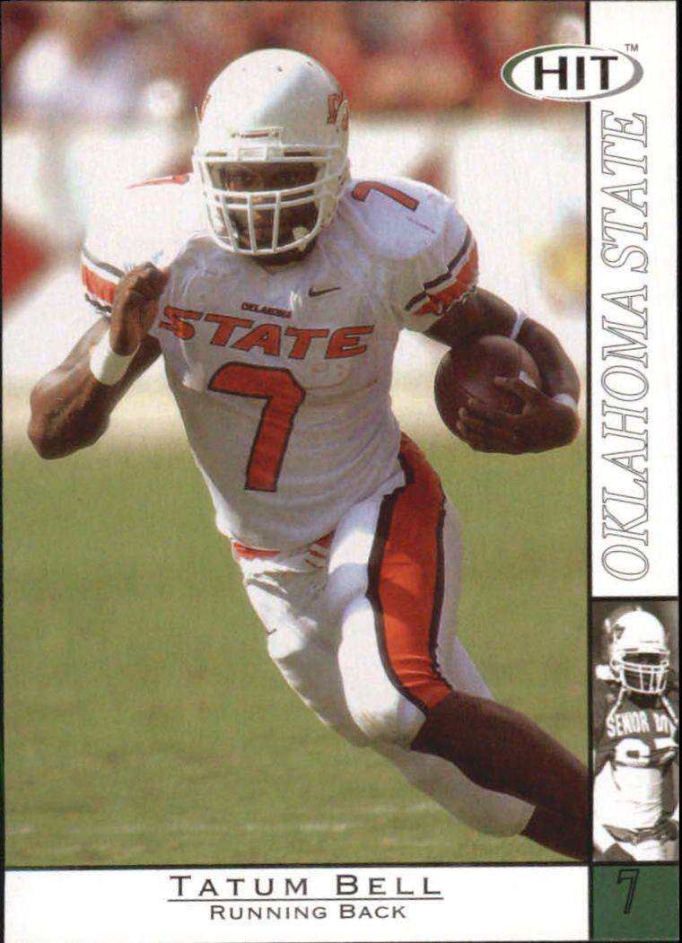 2004 SAGE HIT #27 Tatum Bell