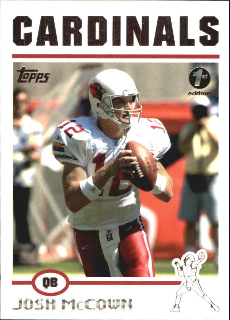2004 Topps First Edition #148 Josh McCown