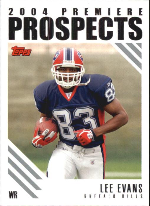 2004 Topps Premiere Prospects #PP12 Lee Evans