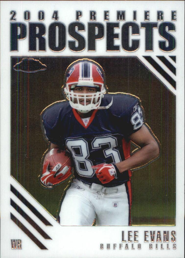 2004 Topps Chrome Premiere Prospects #PP12 Lee Evans