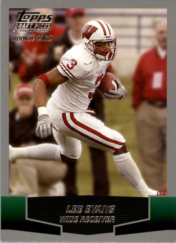2004 Topps Draft Picks and Prospects #123 Lee Evans RC