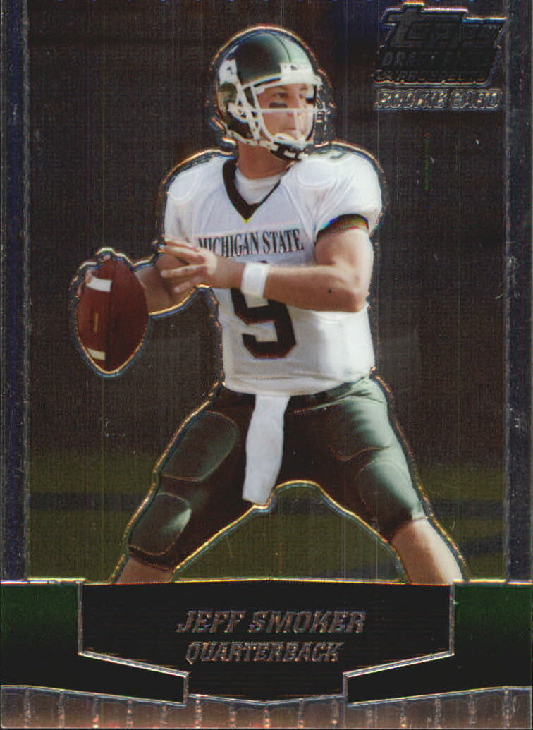 2004 Topps Draft Picks and Prospects Chrome #122 Jeff Smoker
