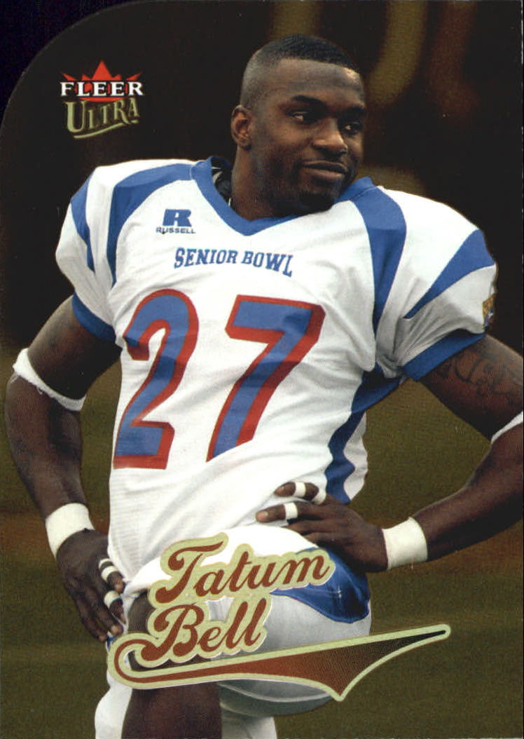 2004 Ultra Gold Medallion #215 Tatum Bell
