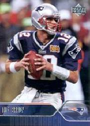 2004 Upper Deck #114 Tom Brady