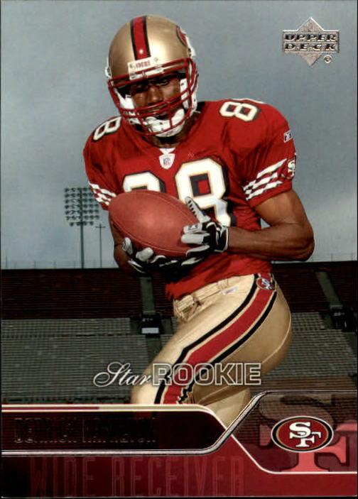 2004 Upper Deck #244 Derrick Hamilton RC