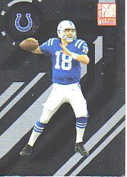 2005 Donruss Elite #39 Peyton Manning