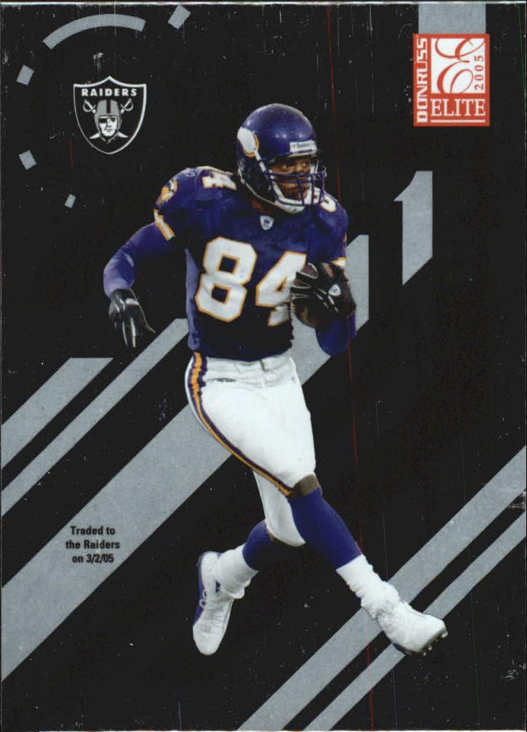 2005 Donruss Elite #53 Randy Moss