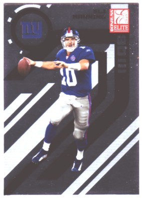 2005 Donruss Elite #61 Eli Manning