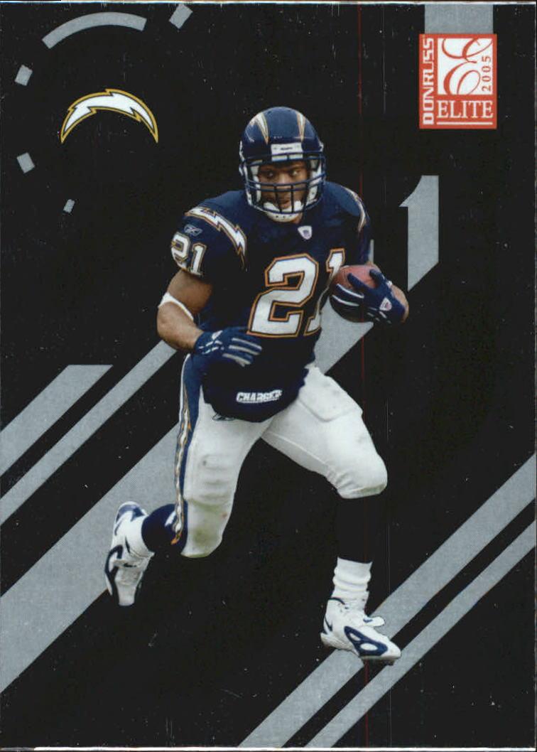 2005 Donruss Elite #79 LaDainian Tomlinson
