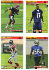2005 Bazooka Stickers #53 Airese Currie/Mike Williams/Roddy White/Roscoe Parrish