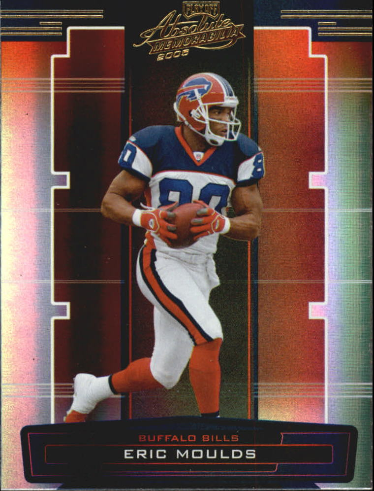 2005 Absolute Memorabilia #17 Eric Moulds