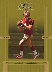2005 Donruss Classics #201 Alex Smith QB RC