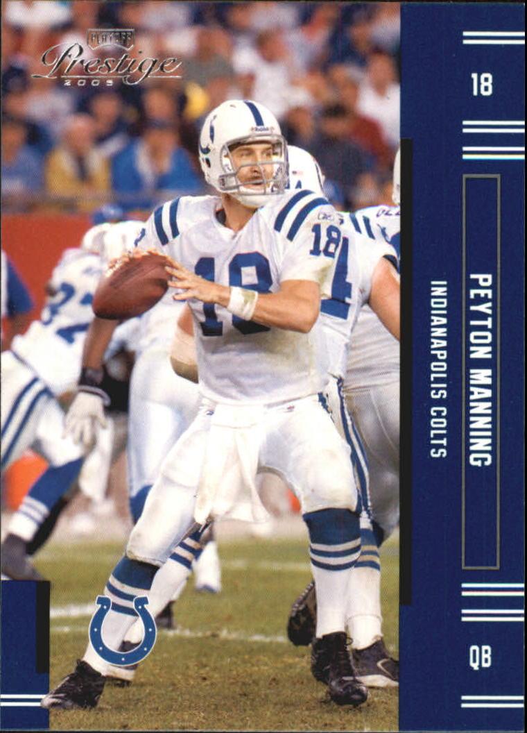 2005 Playoff Prestige #59 Peyton Manning