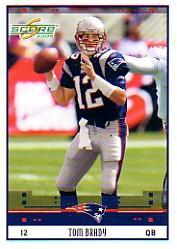 2005 Score #172 Tom Brady