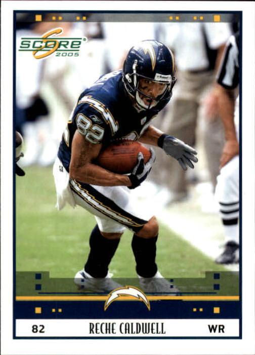 2005 Score #235 Reche Caldwell