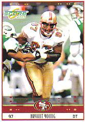 2005 Score #245 Bryant Young
