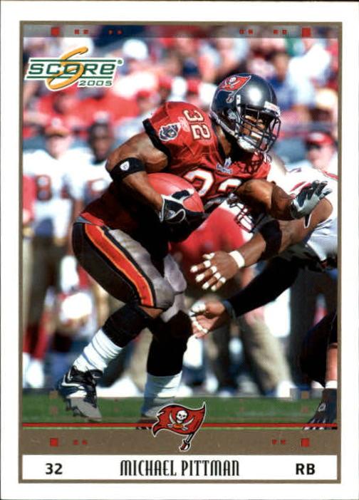 2005 Score #279 Michael Pittman