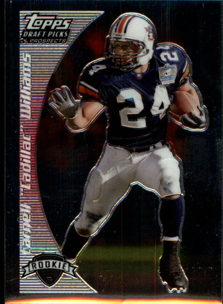2005 Topps Draft Picks and Prospects Chrome #150 Cadillac Williams