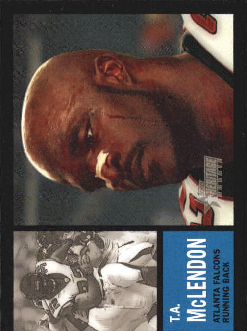 2005 Topps Heritage #269 T.A. McLendon RC