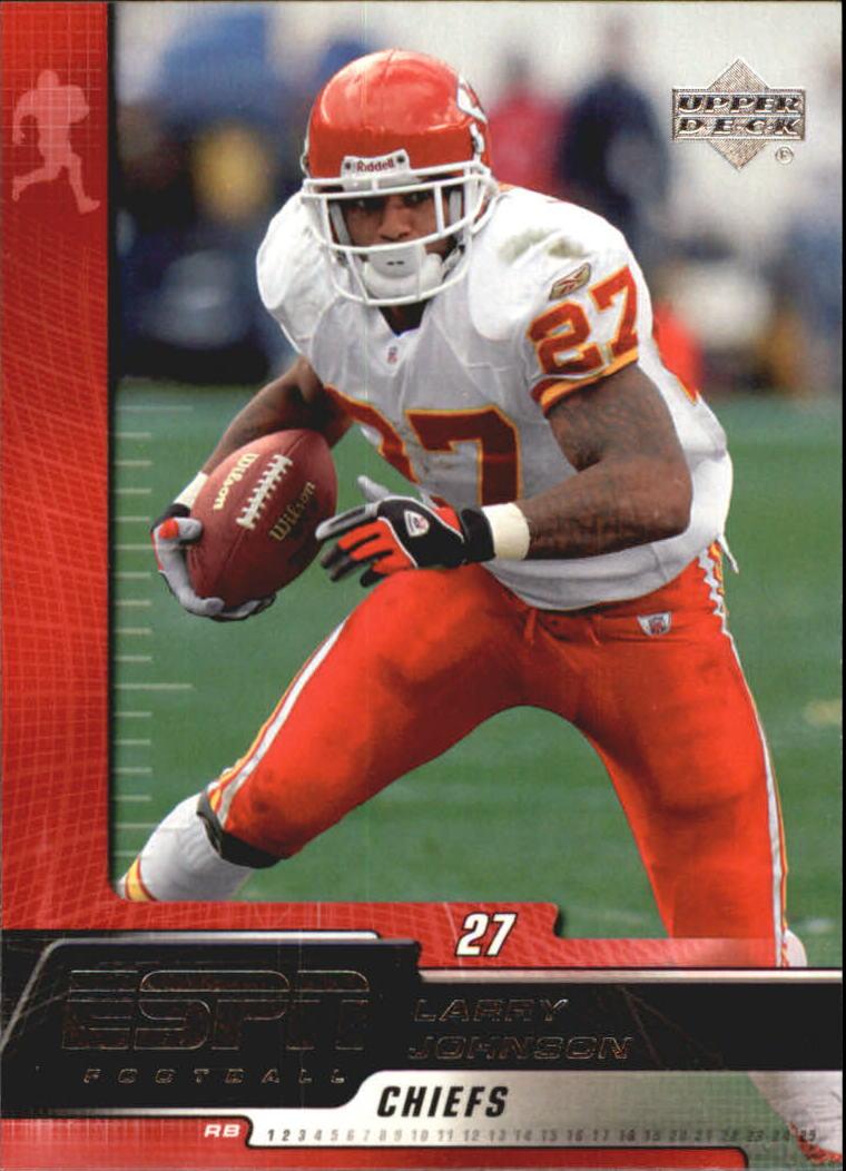 2005 Upper Deck ESPN #51 Larry Johnson