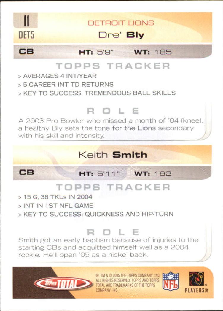 2005-Topps-Total-Football-Card-Pick-1-322 thumbnail 15