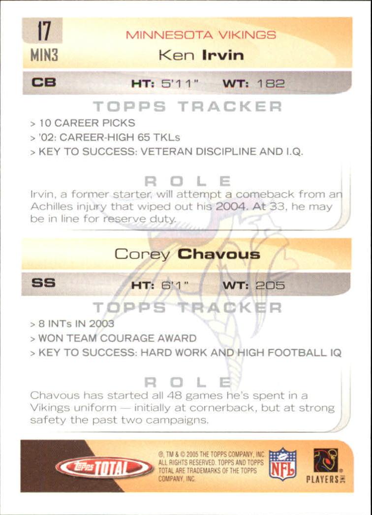 2005-Topps-Total-Football-Card-Pick-1-322 thumbnail 23