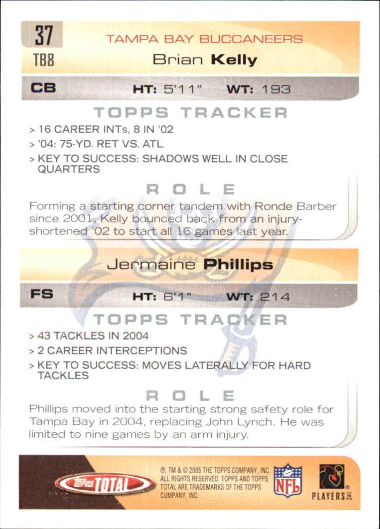 2005-Topps-Total-Football-Card-Pick-1-322 thumbnail 53