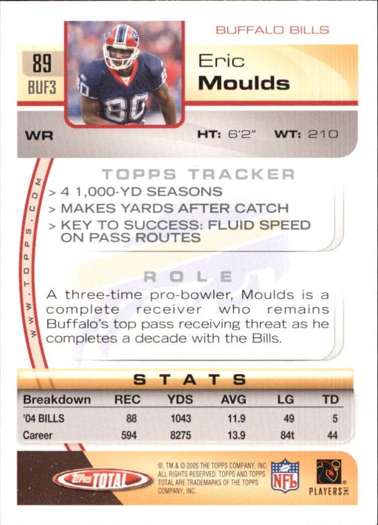 2005-Topps-Total-Football-Card-Pick-1-322 thumbnail 123