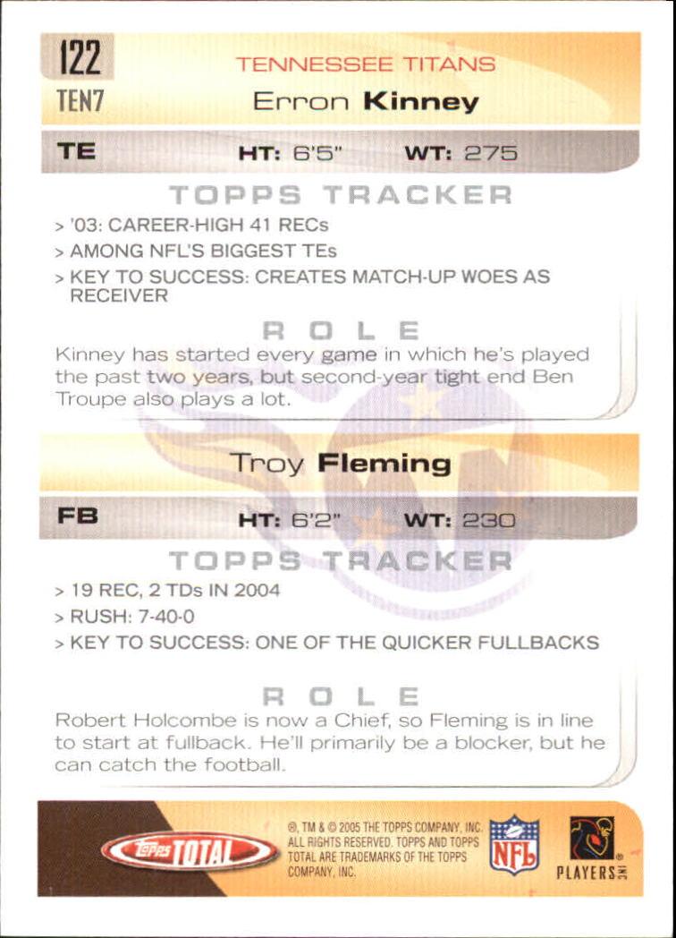 2005-Topps-Total-Football-Card-Pick-1-322 thumbnail 175
