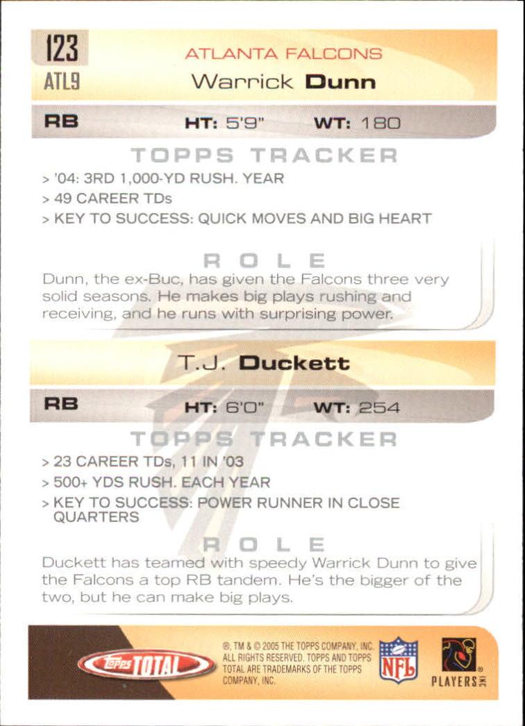2005-Topps-Total-Football-Card-Pick-1-322 thumbnail 177