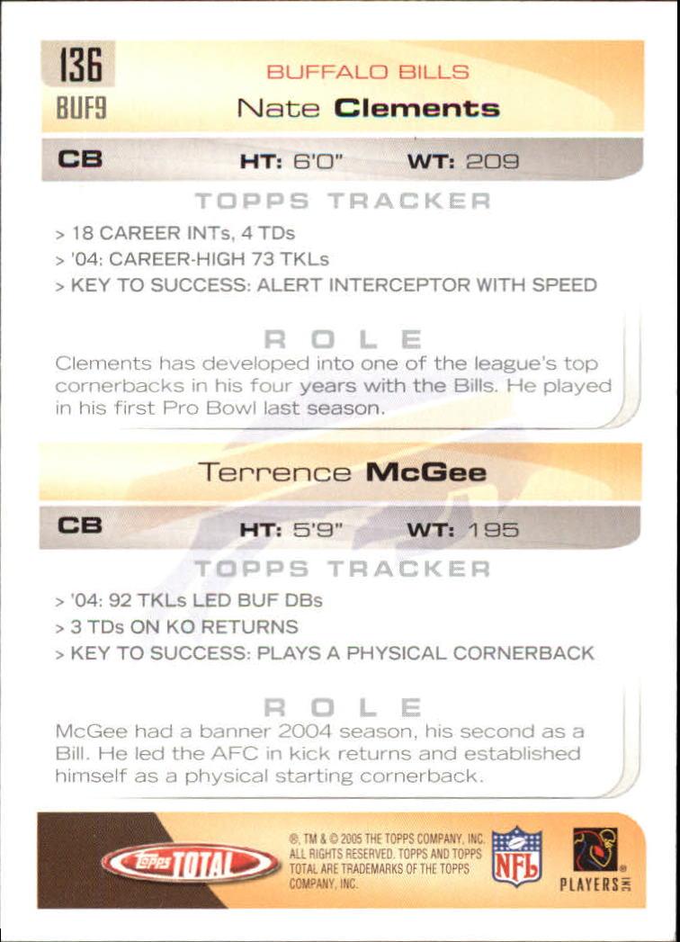 2005-Topps-Total-Football-Card-Pick-1-322 thumbnail 195