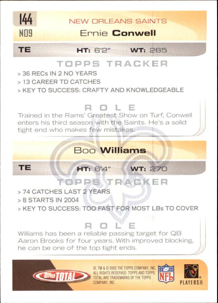 2005-Topps-Total-Football-Card-Pick-1-322 thumbnail 203