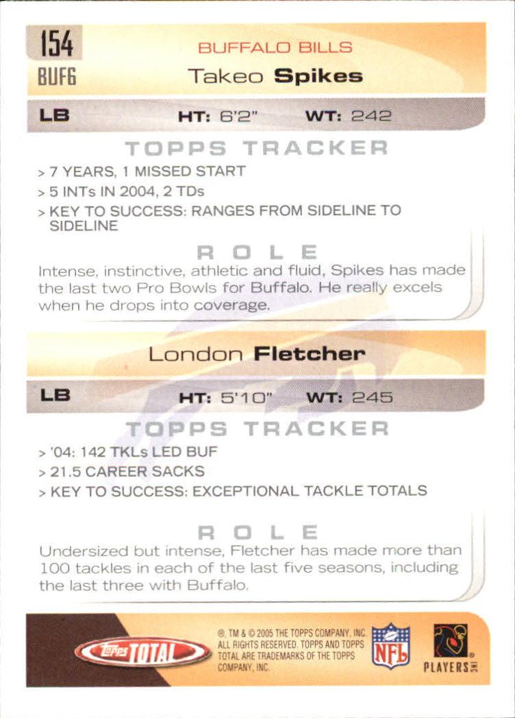 2005-Topps-Total-Football-Card-Pick-1-322 thumbnail 213