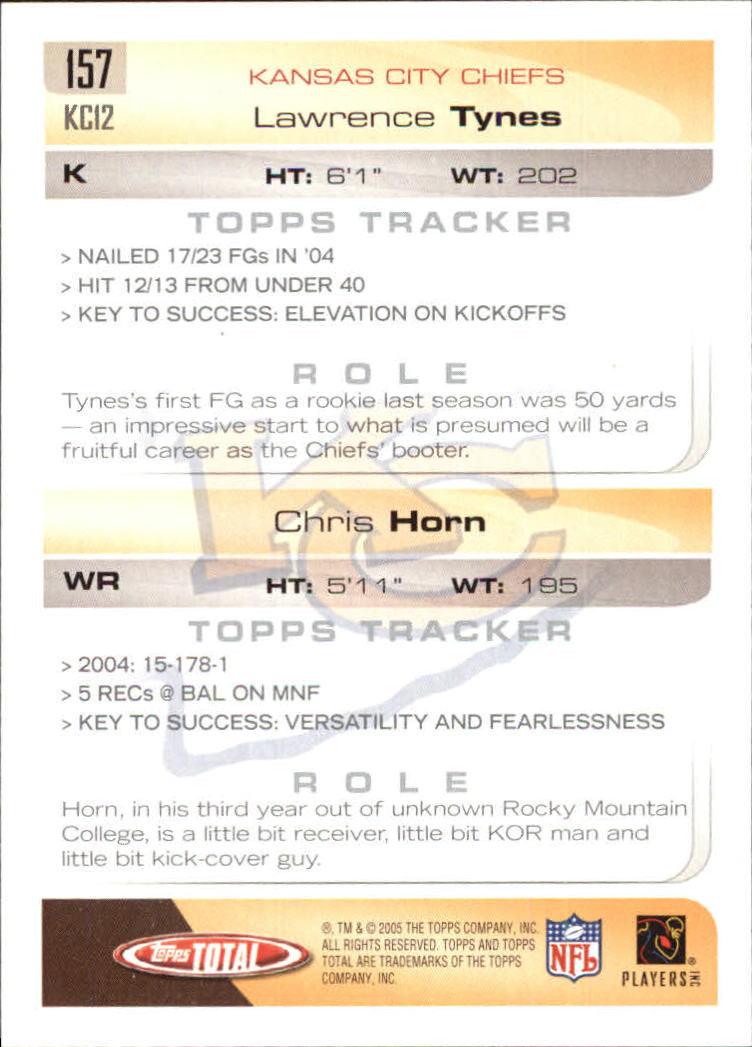 2005-Topps-Total-Football-Card-Pick-1-322 thumbnail 219