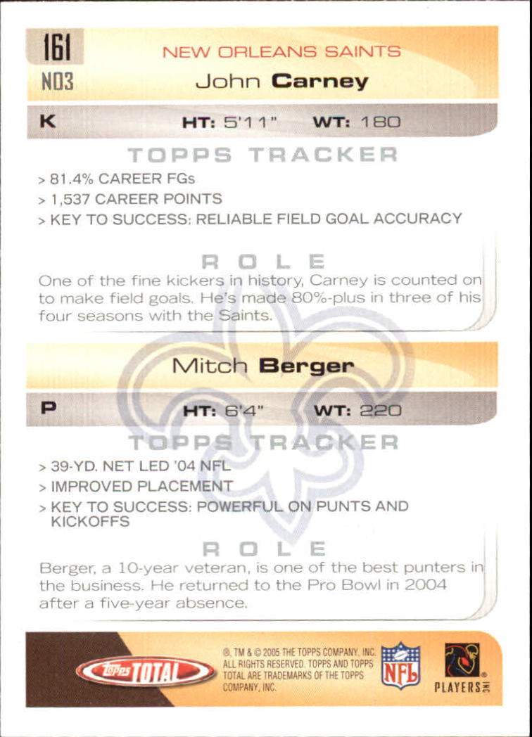 2005-Topps-Total-Football-Card-Pick-1-322 thumbnail 227