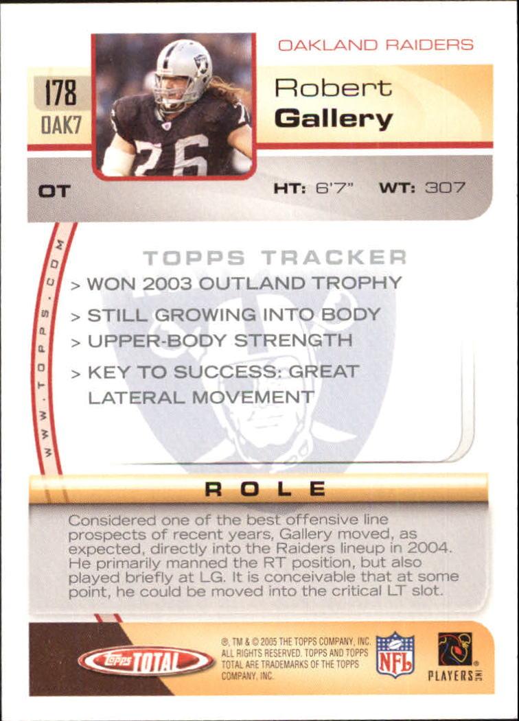 2005-Topps-Total-Football-Card-Pick-1-322 thumbnail 249