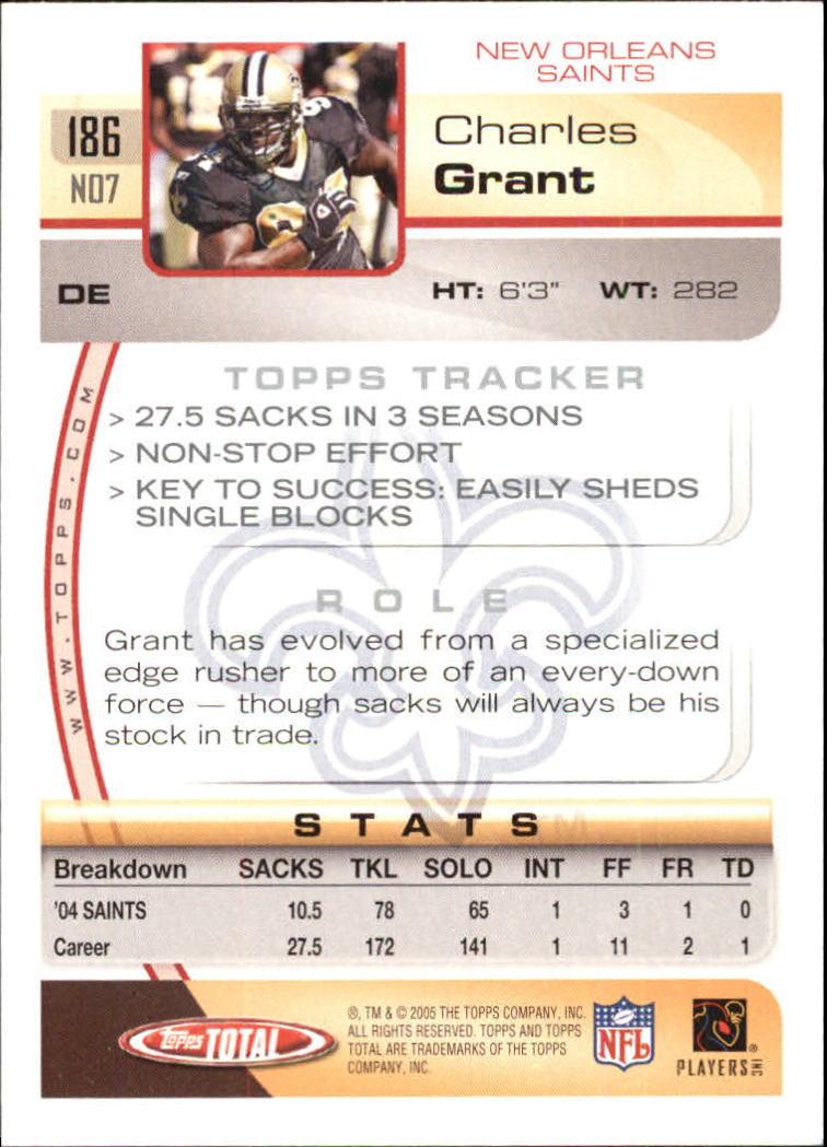 2005-Topps-Total-Football-Card-Pick-1-322 thumbnail 259