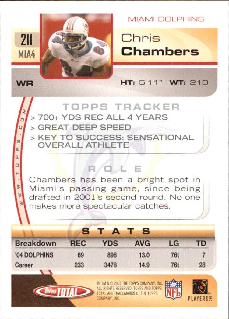 2005-Topps-Total-Football-Card-Pick-1-322 thumbnail 301