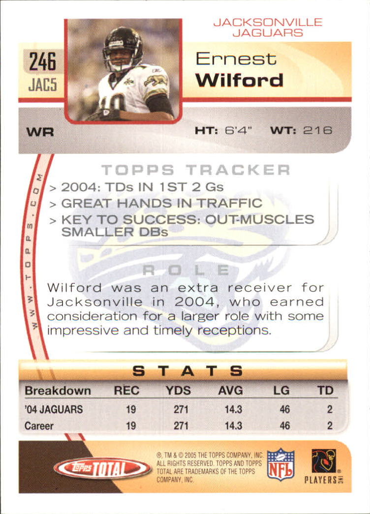 2005-Topps-Total-Football-Card-Pick-1-322 thumbnail 361