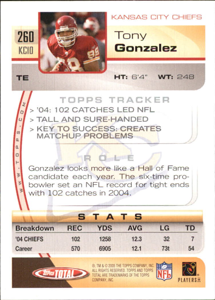 2005-Topps-Total-Football-Card-Pick-1-322 thumbnail 381