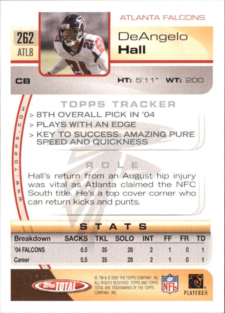 2005-Topps-Total-Football-Card-Pick-1-322 thumbnail 385