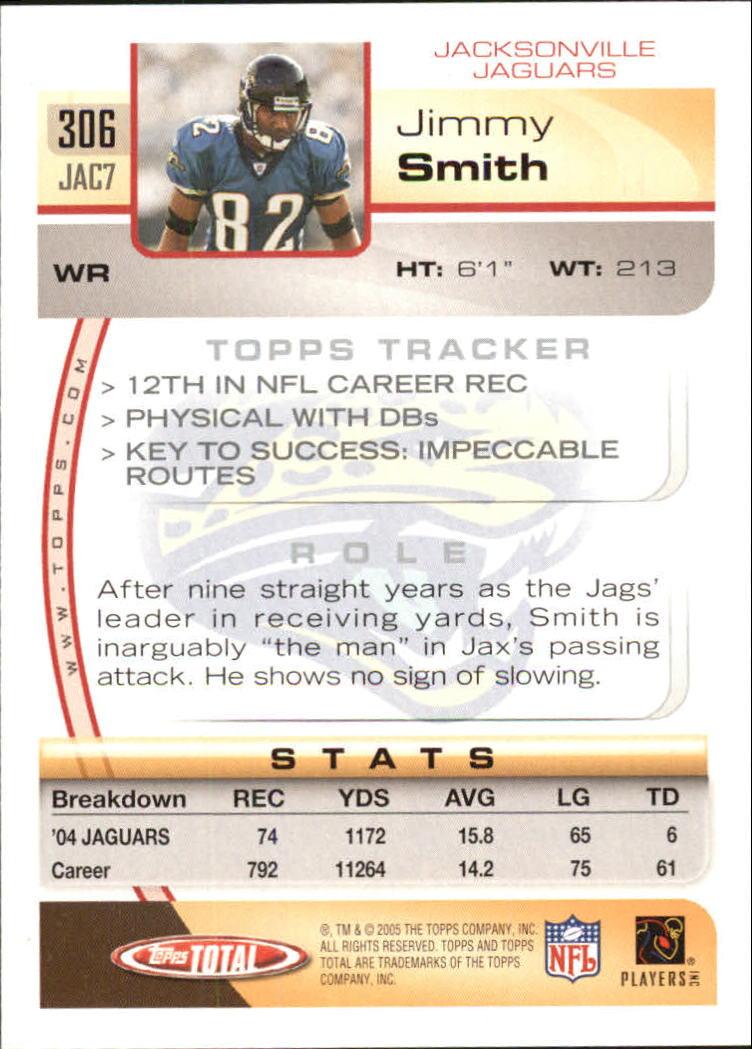 2005-Topps-Total-Football-Card-Pick-1-322 thumbnail 457