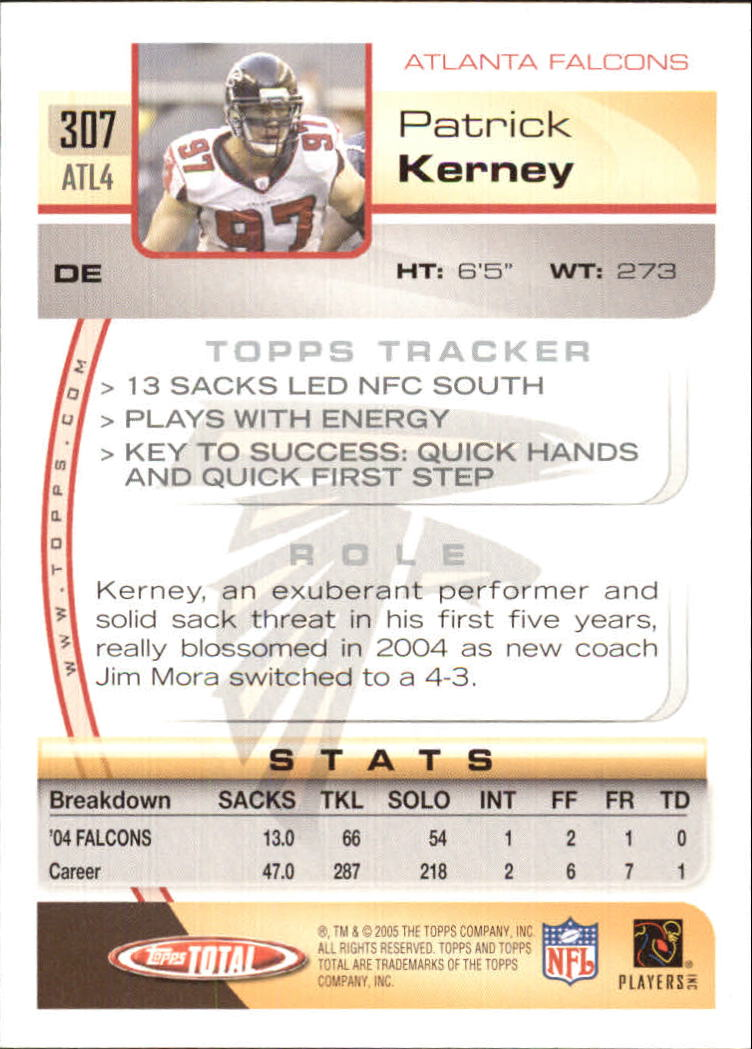 2005-Topps-Total-Football-Card-Pick-1-322 thumbnail 459