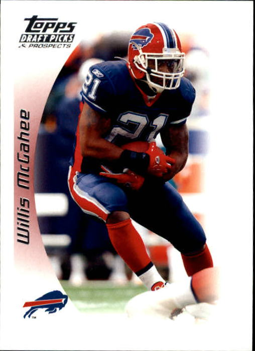 2005 Topps Draft Picks and Prospects #76 Willis McGahee
