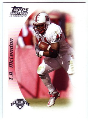 2005 Topps Draft Picks and Prospects #135 T.A. McLendon RC
