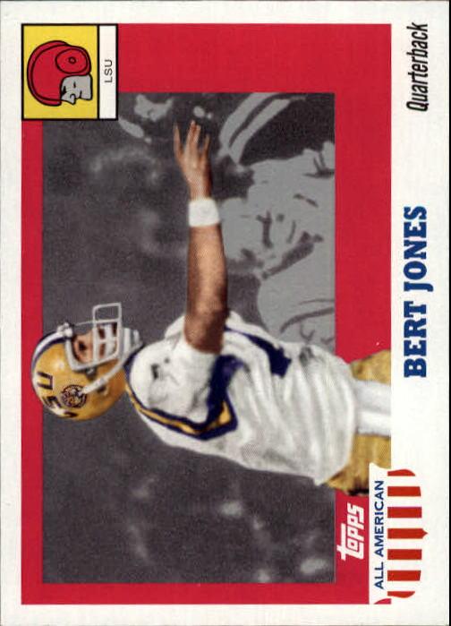 2005 Topps All American #39 Bert Jones