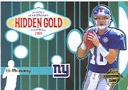 2005 Topps Golden Anniversary Hidden Gold #HG3 Eli Manning