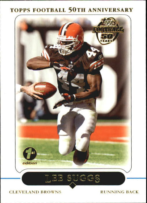 2005 Topps First Edition #4 Lee Suggs