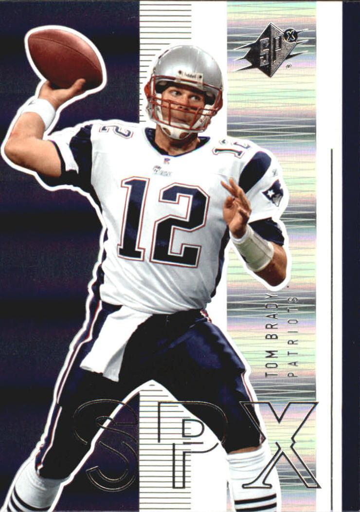 2005 SPx #53 Tom Brady