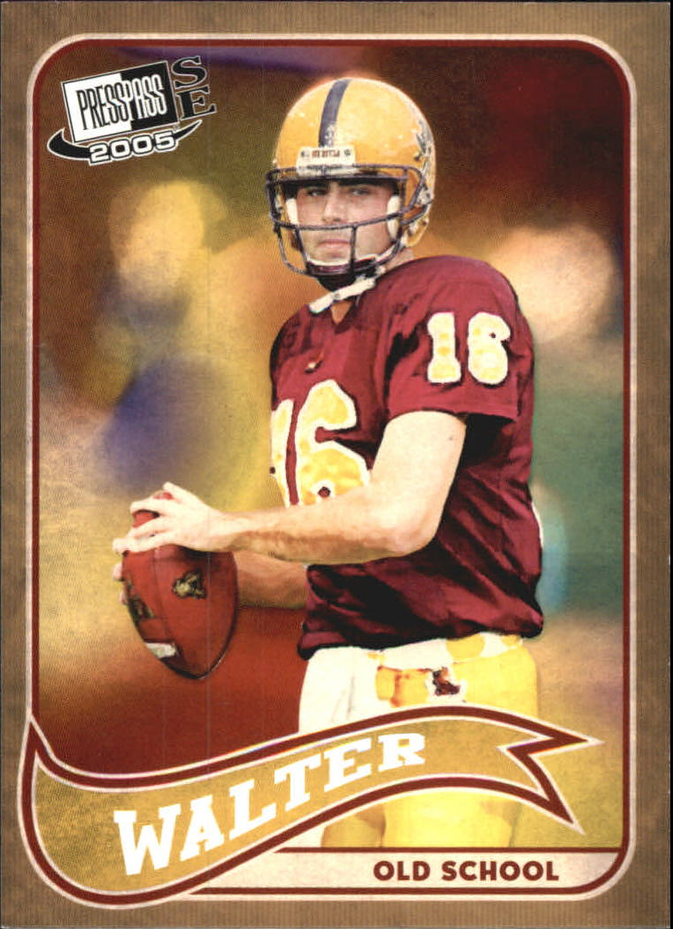 2005 Press Pass SE Old School #OS21 Andrew Walter